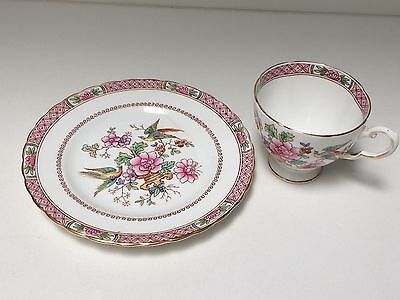 Tuscan - Fine English Bone China - Pattern C8363 - Cup and B.B Plate only