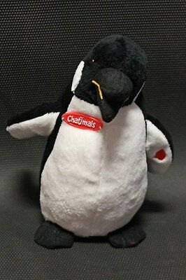"""Chatimals Penguin """"I say what you say"""" Speaking Toy"""