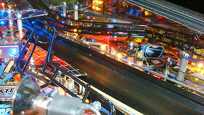 Stern / Data East Pinball Mirror Blades! ACDC Metallica Star Trek Ghost Busters
