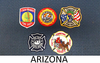 Bidding On 1 Arizona Or Colorado Or Nevada Or New Mexico Or Utah Fire Patch