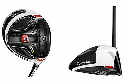 BRAND NEW TaylorMade M1 460 10.5dg Driver Furjikura Regular-Flex Graphite Shaft