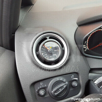 Ford Fiesta MK6 MK7 52mm - Soporte Aireador / Gauge Holder Air Vent Pod