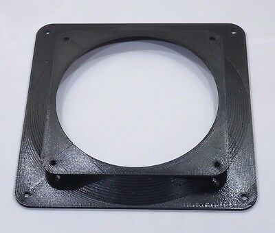 120mm to 140mm Square Fan Adapter type A Converter change mounting Moding Custom