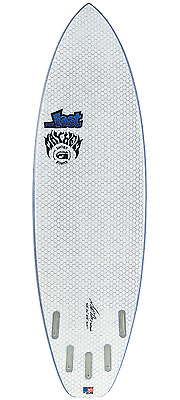 LibTech X Lost Short Round Surfboard Mens Unisex Surfing Watersports New