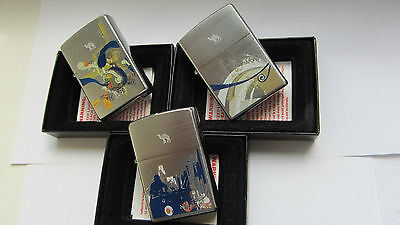 New Zippo Camel Set Laser Etched - Very Limited Edition Extremely Rare !
