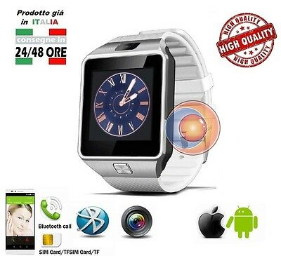 DZ09 Bluetooth Smart Watch Orologio Phone Mate Camera Per IOS iPhone - Android