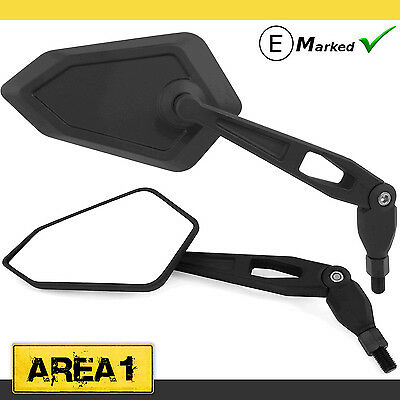 E-Marked Rear View Mirror Pair KTM Adventure 950, 1050, 1190 (V6)