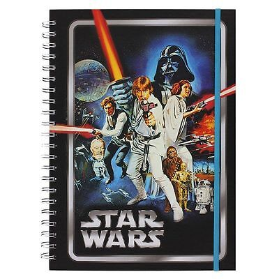 Star Wars A New Hope A4 Notebook