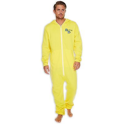Breaking Bad Yellow Elements Jumpsuit (adult/large)