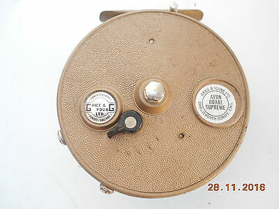 Grice & Young Vintage Trotting Reel