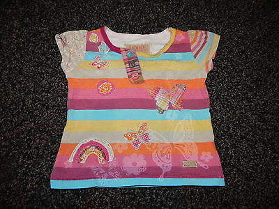 Baby Girls ~ Top ~ From Next ~ Size 6-9 months ~ VGC ~ BOX A7