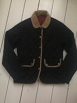 Barbour Jacket Girls Quilted XL 12/13