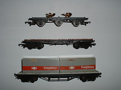 Triang Hornby Wagons