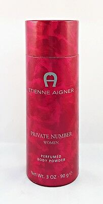 Aigner Private Number For Women 90g Perfumed Body Powder