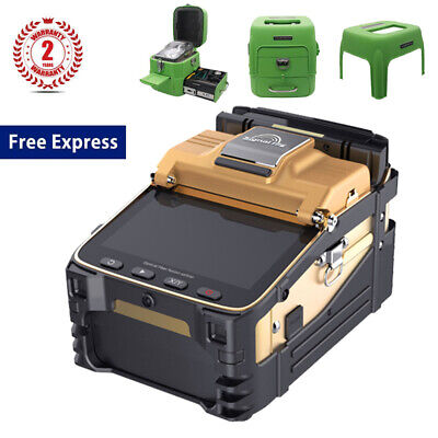 AI-8 3in1 Automatic Optical Fiber Fusion Splicer Splicing Machine TFT Display US