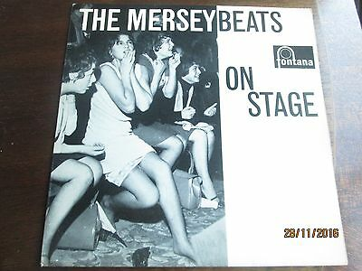 The Merseybeats.on Stage.orig Ex Ep Record.1964.
