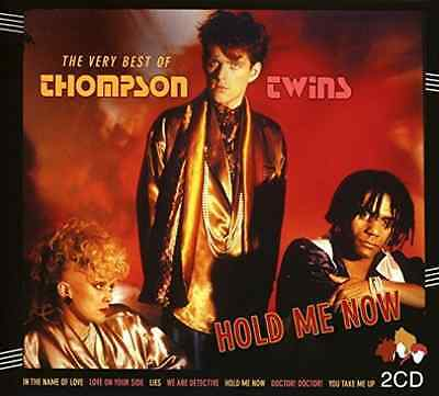 Thompson Twins-Thompson Twins - The Very Best Of  CD NEW
