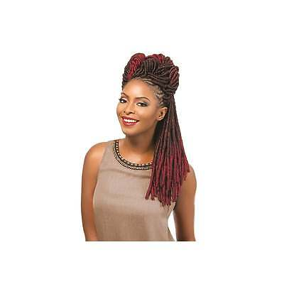 Sensationnel African Collection, Soft Faux Locs,14inches