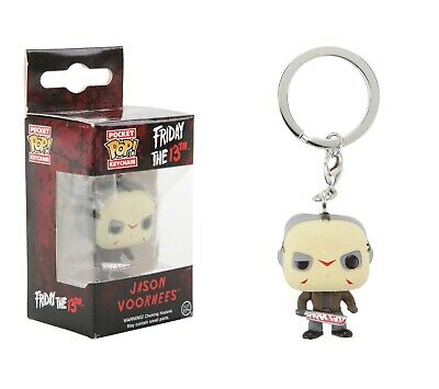 Funko Pocket Pop Keychain Friday The 13th - Jason Voorhees Vinyl Figure Toy 4871