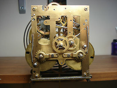 Kienzle pendulum clock movement.