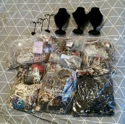 jewellery making beads watches findings and stands job lot wholesale