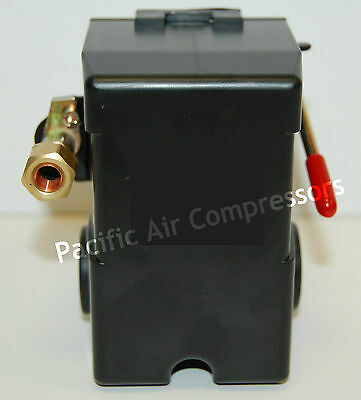 Craftsman Sears Devilbiss Replacement Pressure Switch Cac-478,
