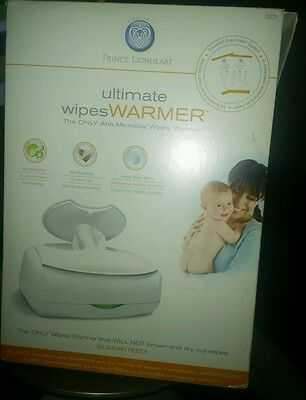 Prince Lionheart Ultimate Wipes Warmer, Baby Wipes Warmer