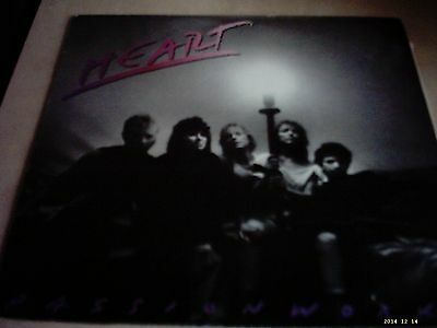 Heart-Passion Works-Vinyl-1983 EPIC release