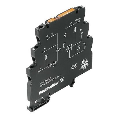 Weidmuller 8937990000 Solid State Relay MOS 12-28VDC 100kHz