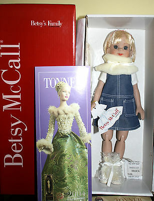 BARBARA MCCALL 14 Inch BY TONNER W/BENT KNEE NEW NRFB w/ SHIPPER HTF