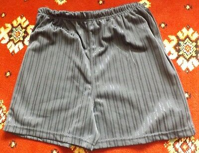 unisex navy blue School Life shorts size 12-13 years