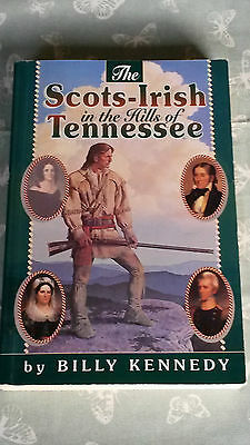 Scots-Irish in the Hills of Tennessee by Billy Kennedy (Paperback, 1995)
