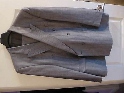 Gents Double Breasted Modena Suit