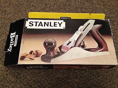 stanley bailey plane N4 NEW IN BOX