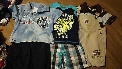 Lot of 3, Toddler Boy's Outfits, Size 2T