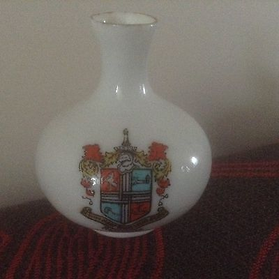 Goss crested china