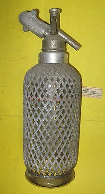 Sparklets London   Soda Syphon Bottle