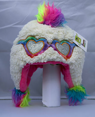 Funky Furry Colourful Monster Hats - Ski/Winter/Giftr