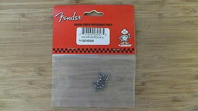 Fender String Tree Tuner Screws Genuine P/N 0021405049