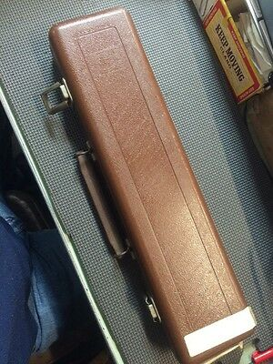 F. E. OLDS & SON FLUTE SERIAL No. 16902 brown case used