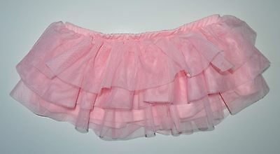 BHS Ballet Skater Tutu Skirt Age 3- 4 Years Party Skirt Pink Girls Mini Skirt