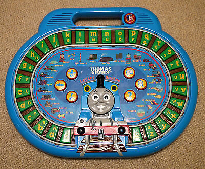 Large Thomas The Tank Engine And Friends Letter Toy By Vtech