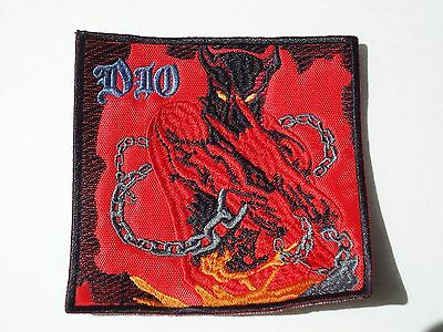 Dio Murray Embroidered Patch
