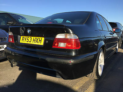 53 Bmw 525 I Sport Auto, Full Leather, Very Nice Example, 7 Services Fabulous
