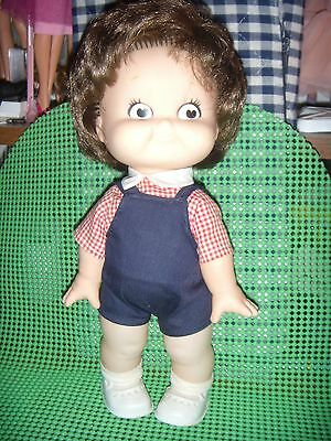 "Campbell's Boy 10"" Doll All Original, 1988"