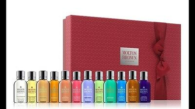 Molton Brown Gift Set Miniature Body Wash Collection For Christmas New
