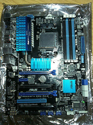 ASUS M5A99FX PRO R2.0, Socket AM3+, AMD Motherboard