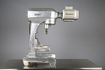 Commercial meat cutting attachment, cutter, slicer dicer Hobart mixer Compatible