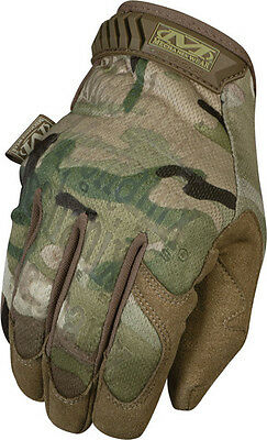 -- Mechanix Guanti Gloves Original Multicam (A07)