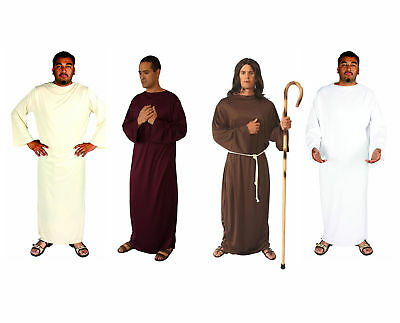 Men's Story of Christ Biblical Christmas Jesus Joseph Nativity Easter Robe